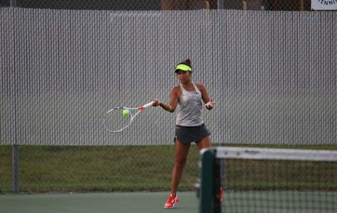 Girl's tennis set to host Regionals