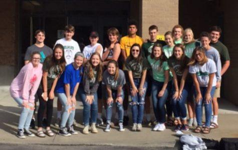 Student Council chooses volunteer program