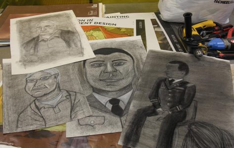 AP Art creates portraits of courage