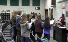 De Soto introduces treble choir class