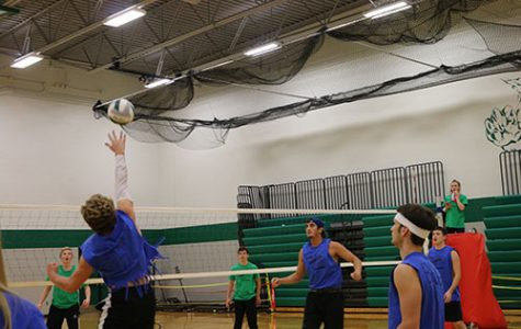 Volleyball team hosts Power Volleyball competition