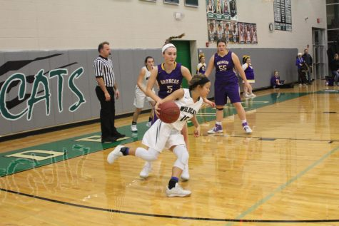 Girls' basketball team set goals for upcoming season