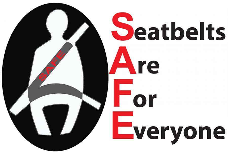 LITE Team Seatbelt Safety Logo