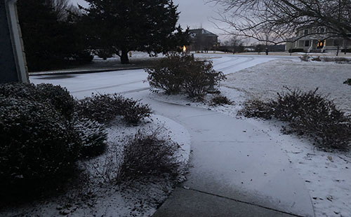 Johnson County experiences an extreme winter
