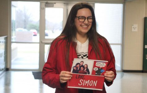 "LGBT students discuss ""Love, Simon"""