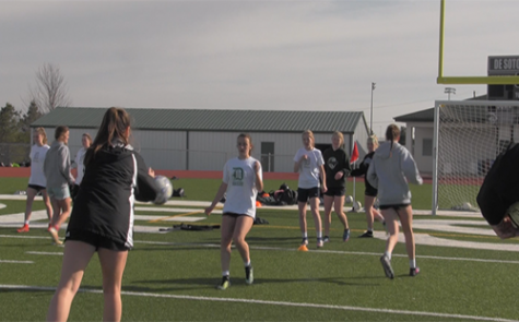 Girls Soccer aims big for 2018 Season