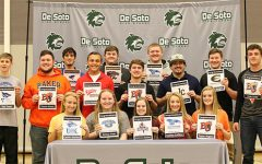 De Soto Signing Day