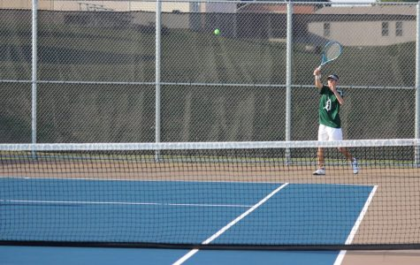 Boys' tennis gains experience in early season Paola Quad