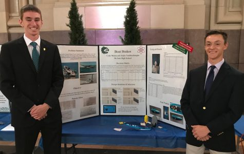 Engineering students present capstone projects at Union Station