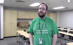Hamilton wins KU Wolfe Teaching Award