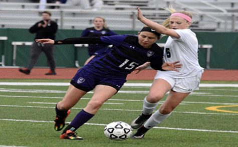 Girls' soccer claims UKC title and looks forward to postseason