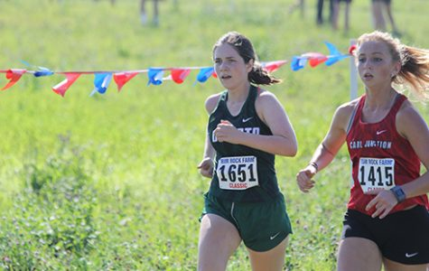Senior utilizes passion for running as a tool for growth