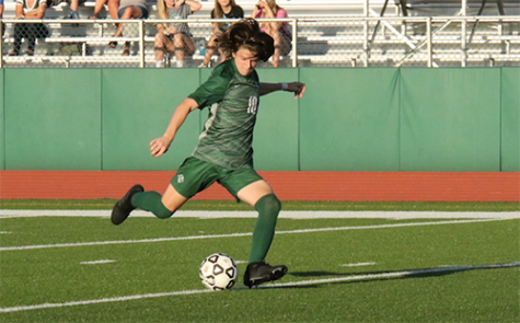 Boys' soccer finishes season in Regional championship against St. James