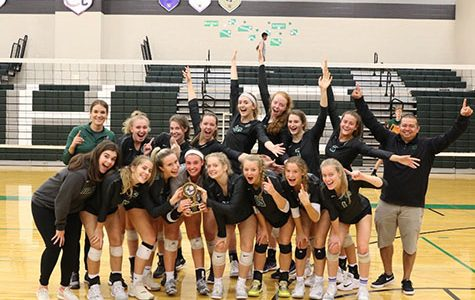 Volleyball wins Spikefest for second consecutive year