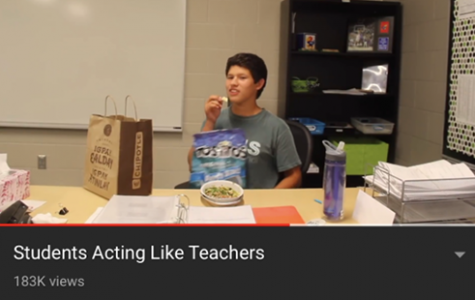 DHS Student Council post viral videos on YouTube