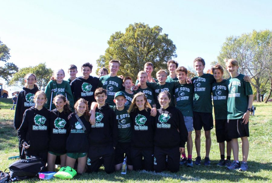 DHS athletes participate in track club