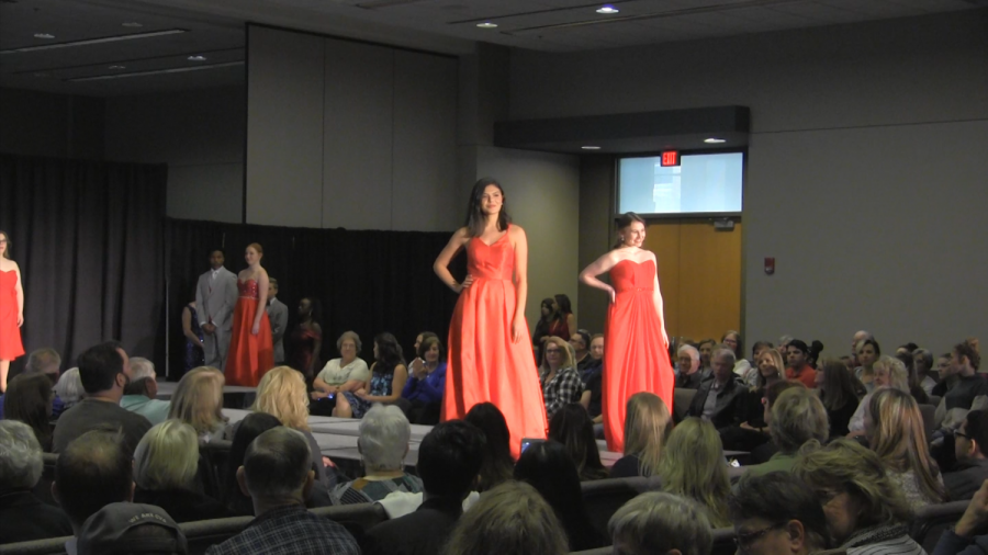 De Soto Students Participate in The Natalie M. Fashion Show