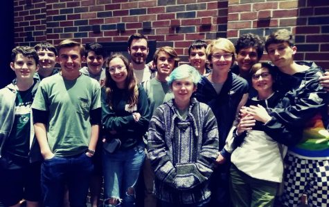 DHS science olympiad team competes at state tournament