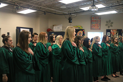 Band and choir students perform at Regional Festival – The Green Pride