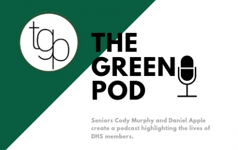 "Video journalists create ""The Green Pod"" podcast"