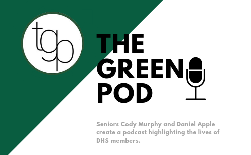 Video journalists create The Green Pod podcast