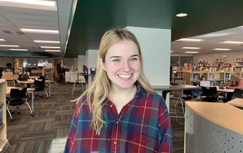 Senior Madeline Merckling prepares for competitive KU engineering program