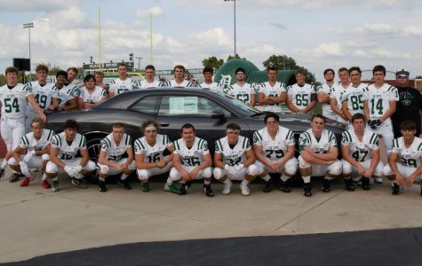 De Soto High School football team prepares for football jamboree