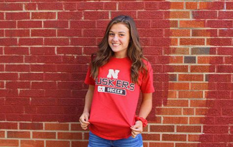Junior Jordan Zade commits to Division I University of Nebraska-Lincoln