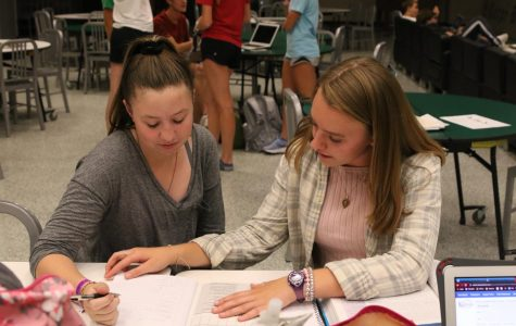 DHS introduces study tables to increase academic responsibility