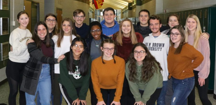 De Soto choirs participate in district choir auditions