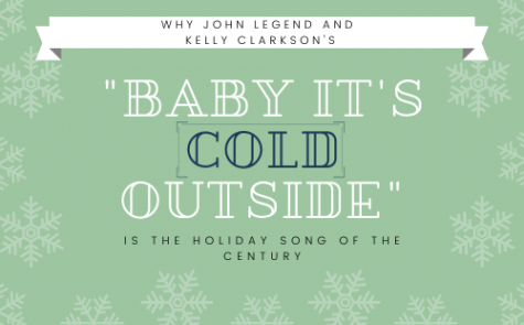 "Why John Legend and Kelly Clarkson's ""Baby It's Cold Outside"" is the holiday song of the century"