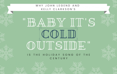 """Why John Legend and Kelly Clarkson's """"Baby It's Cold Outside"""" is the holiday song of the century"""
