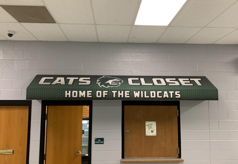 De Soto High Schools marketing store the
