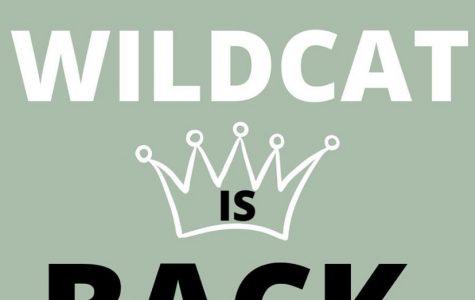 Mr.Wildcat returns to DHS