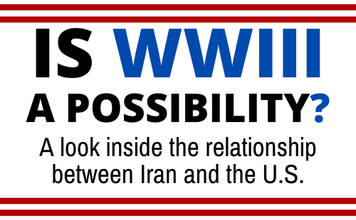 Will the conflict in Iran lead to a third world war?
