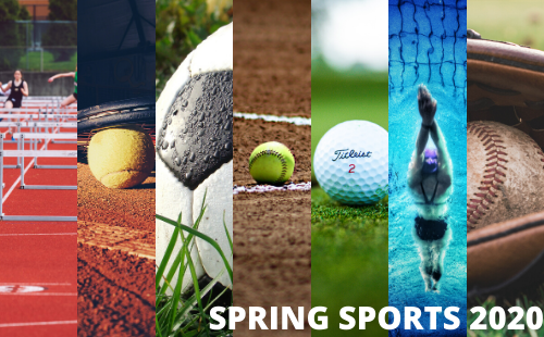 A tribute to spring sports and their seniors