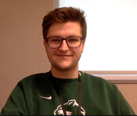 Wildcat of the Week: First year debate teacher, Mr. Mercer.