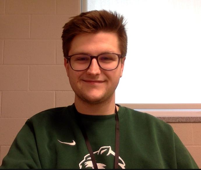 Wildcat of the Week: First year debate teacher, Mr. Mercer.