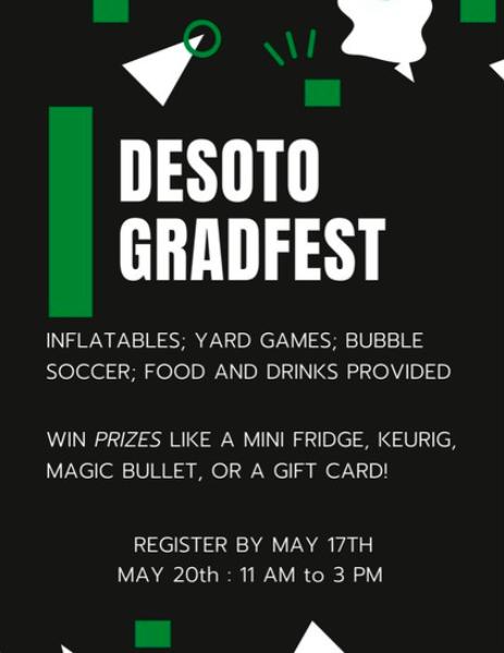 De Soto High School to host first annual Grad Fest