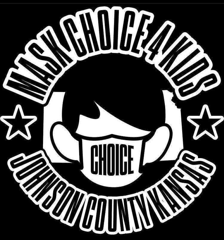 Mask Choice for Kids Logo
